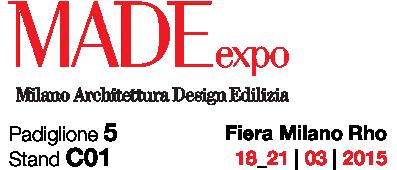 Agoprofil porte – al MADE EXPO 2015